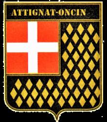 Site de la commune d'Attignat-Oncin